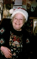 Mary Agnes  DeClue (Merseal)